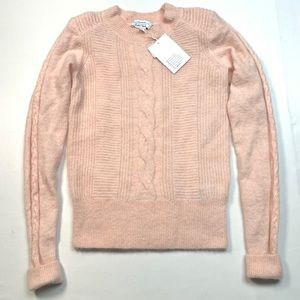 & Other Stories Mohair Blend sweater